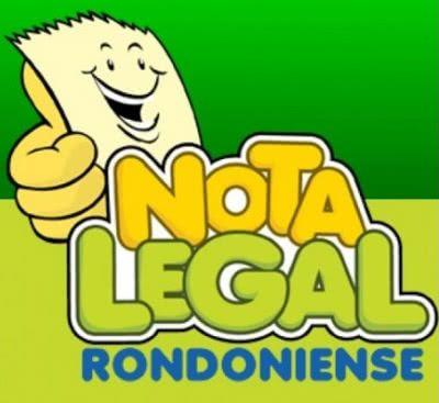 nota legal rondoniense Nota Legal Rondoniense   Consulta, Cadastro
