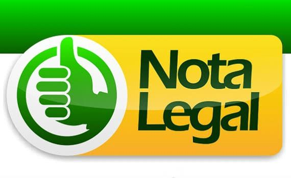 nota legal creditos Nota Legal Créditos